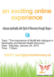 spirit of recovery poster